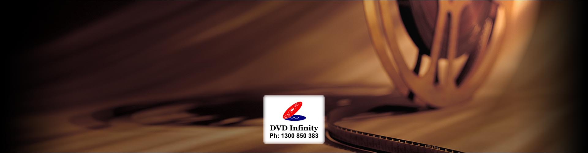 DVD Infinity | Super 8, Standard 8, 9 5mm and 16mm Transfer